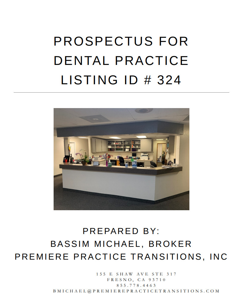 Prospectus for Listing 324